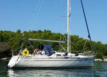 Rent a sailboat in Marina Zadar - Elan 333