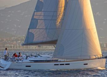 Chartern Sie segelboot in Muelle Deportivo Las Palmas - Sun Odyssey 519