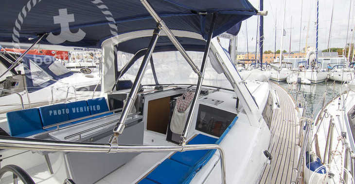 Rent a sailboat in Muelle Deportivo Las Palmas - Oceanis 45