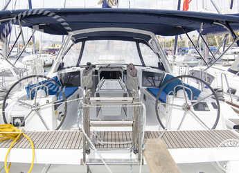 Chartern Sie segelboot in Muelle Deportivo Las Palmas - Oceanis 45