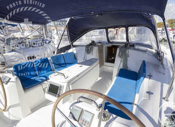 Rent a sailboat in Muelle Deportivo Las Palmas - Cyclades 43.4