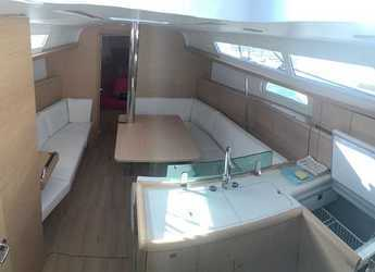 Rent a sailboat Sun Odyssey 389 in JY Harbour View Marina, Tortola East End