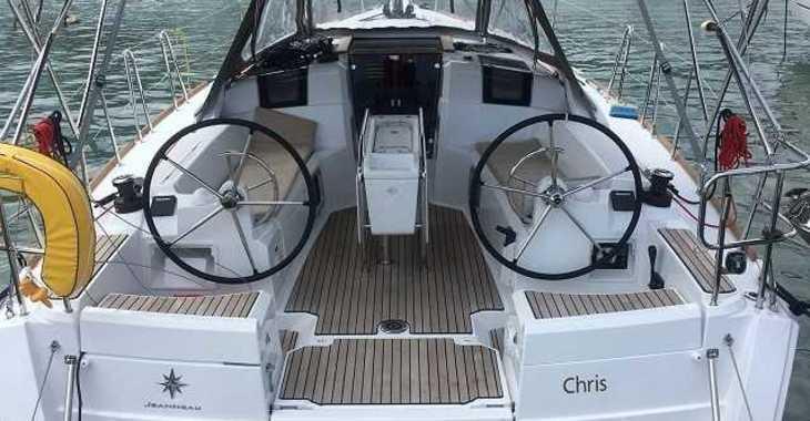 Rent a sailboat in Manuel Reef Marina - Sun Odyssey 389