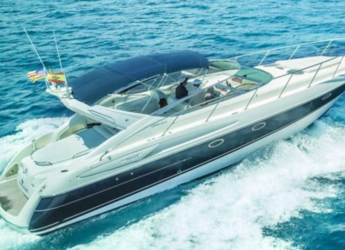 Rent a yacht in Club de Mar - CRANCHI 39 ENDURANCE