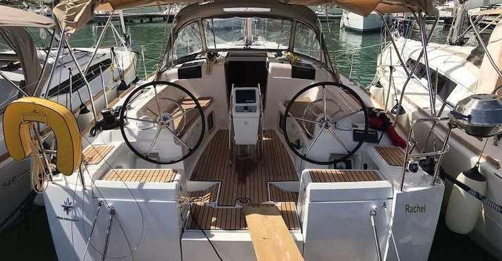 Chartern Sie segelboot in Manuel Reef Marina - Sun Odyssey 419
