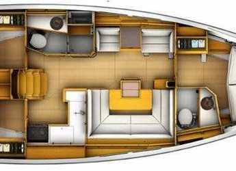 Rent a sailboat Sun Odyssey 419 in JY Harbour View Marina, Tortola East End