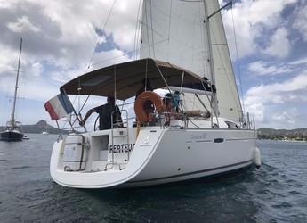 Alquilar velero Oceanis 43 en Marina Le Marin, Le Marin