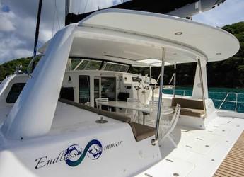 Alquilar catamarán VOYAGE 480 en Sopers Hole Marina, Tortola West End