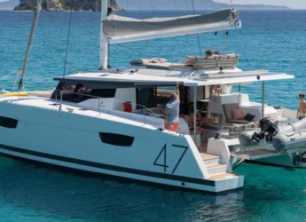 Rent a catamaran in Playa Talamanca - Fountaine pajot 47