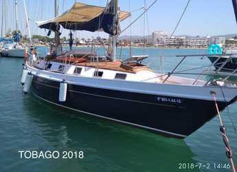 Chartern Sie segelboot in Club Naútico de Sant Antoni de Pormany - Velero Clásico Chassiron GT