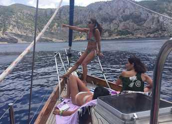 Alquilar velero Velero Clásico Chassiron GT  en Club Naútico de Sant Antoni de Pormany, Sant antoni de portmany