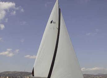 Rent a sailboat Bavaria 50 in Lidingö Gashaga Sealodge, Stockholm