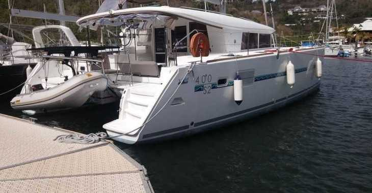 Alquilar catamarán Lagoon 400 S2  en Marina Le Marin, Le Marin