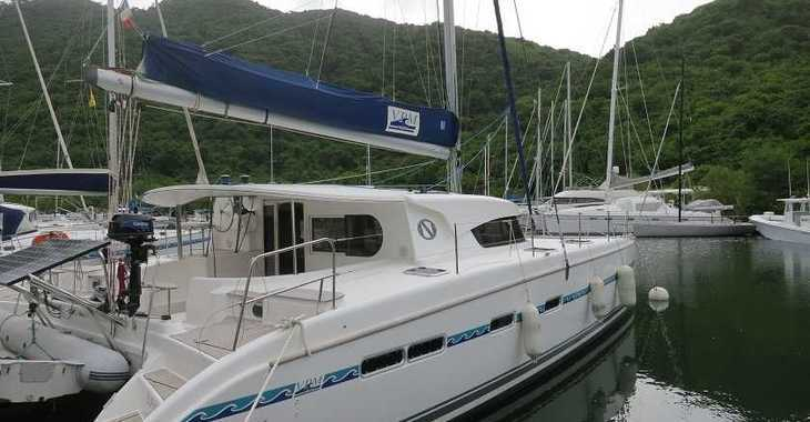 Rent a catamaran in Marina Le Marin - Nautitech 441