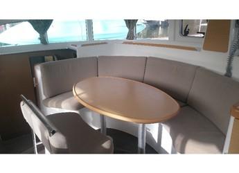 Rent a catamaran Lagoon 380 S2 in Marina Le Marin, Le Marin
