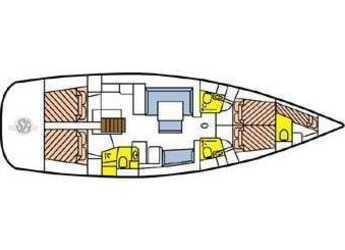 Alquilar velero Oceanis 54  en Marina Le Marin, Le Marin