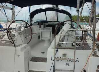 Rent a sailboat in Eden Island Marina - Oceanis 43