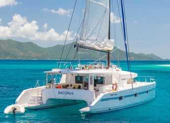 Louer catamaran à Eden Island Marina - Catlante 600 - incl. crew & full board