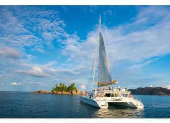 Rent a catamaran in Eden Island Marina - Mojito 78 - incl. crew & full board