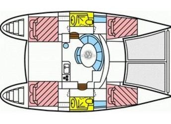 Alquilar catamarán Lagoon 380 S2  en Marina Bas du Fort, Pointe-à-Pître