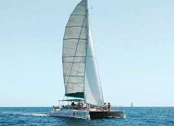 Rent a catamaran in Naviera Balear - Taiti 60