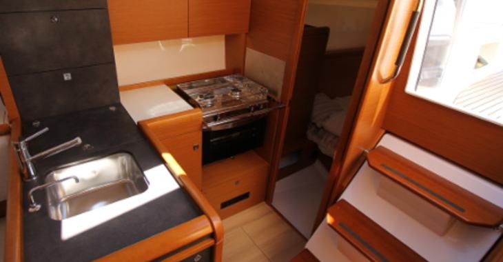 Alquilar velero Sun Odyssey 349 en Langedrag, Suecia