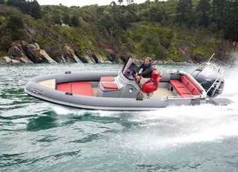 Chartern Sie schlauch-/beiboot in Port Olimpic de Barcelona - Ribeye 785 Custom