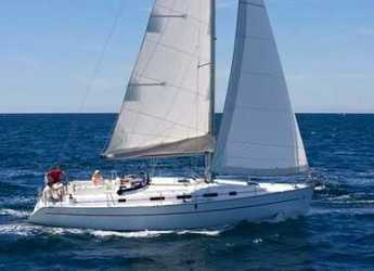 Rent a sailboat in Port Olimpic de Barcelona - Beneteau Cyclades 39.3 Beneteau Cyclades 39.3