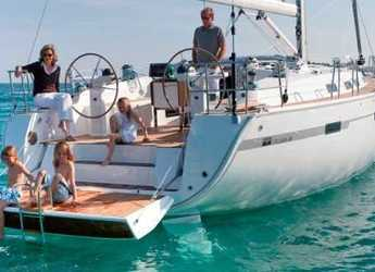 Chartern Sie segelboot in Port Olimpic de Barcelona - Bavaria 45 Cruiser