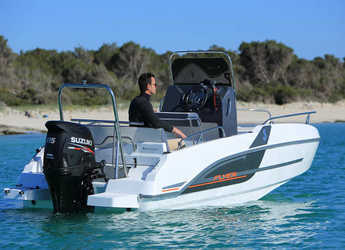 Chartern Sie motorboot in Club Nautic Cambrils - Beneteau Flyer 5.5