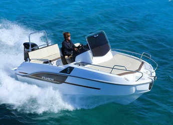 Chartern Sie motorboot in Club Nautic Cambrils -  Beneteau Flyer 5.5 Sundeck