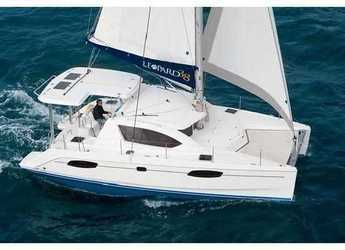 Rent a power catamaran in Marina Hulhumale Lagoon - Leopard 38