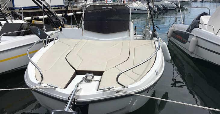 Chartern Sie motorboot in Club Nautic Cambrils - Flyer 6.6 Sundeck