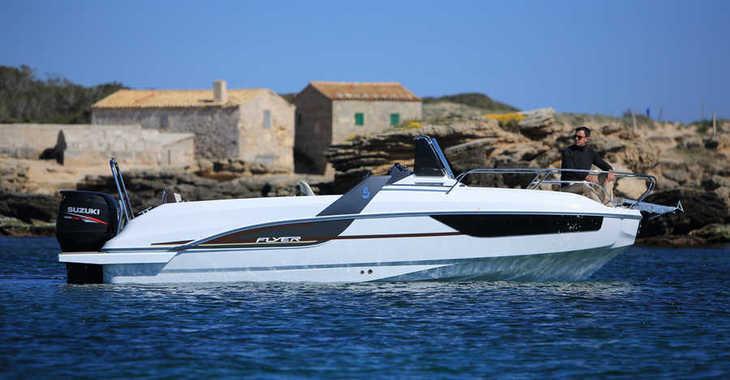 Louer bateau à moteur à Club Nautic Cambrils - TRO