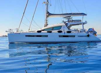 Alquilar catamarán Privilege Marine 615 en Marina Portocolom, Portocolom