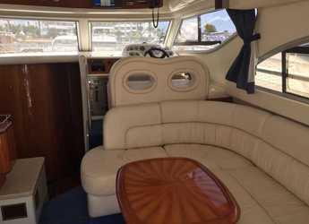 Rent a yacht Sunseeker 40 in Port of Santa Eulària , Santa Eulària des Riu