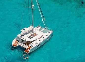 Rent a catamaran in Scrub Island - Lagoon 42