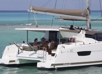 Louer catamaran Lucia 40 à Harbour View Marina, Marsh Harbour