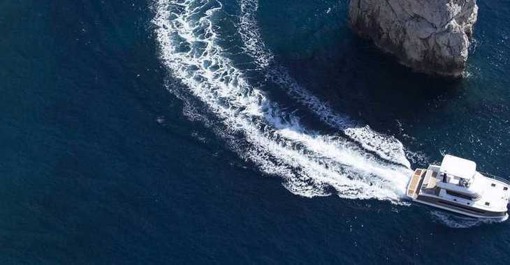 Rent a catamaran in Harbour View Marina - MAESTRO 37