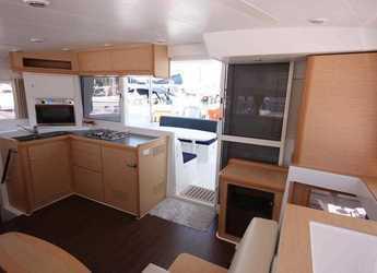 Louer catamaran à Yacht Haven Marina - Lagoon 400