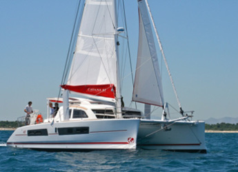 Chartern Sie katamaran in Marina Port Royale - Catana 42 Carbon Infusion
