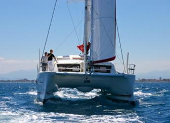 Alquilar catamarán Catana 42 Carbon Infusion en Marina Port Royale, Marigot