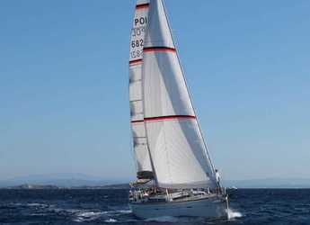 Rent a sailboat Dufour 485 Grand Large in Admiralty Bay, Bequia