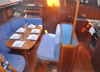 Rent a sailboat Beneteau 50 in Admiralty Bay, Bequia
