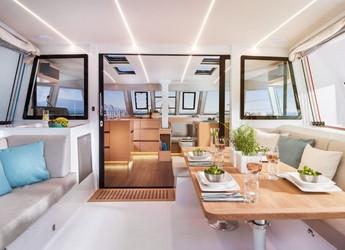 Rent a catamaran Nautitech 46 Open in Admiralty Bay, Bequia