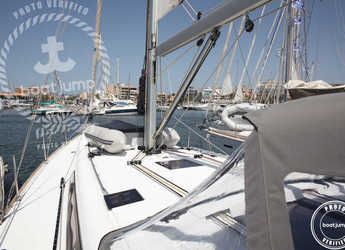 Rent a sailboat in Port of Can Pastilla - Oceanis 48 (5Cab)