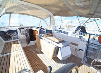 Rent a sailboat in Port of Can Pastilla - Oceanis 45 (3Cab)