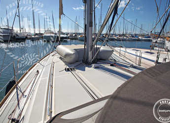 Rent a sailboat in Port of Can Pastilla - Oceanis 41 (3Cab)
