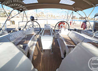 Rent a sailboat in Port of Can Pastilla - Sun Odyssey 409 (3Cab)