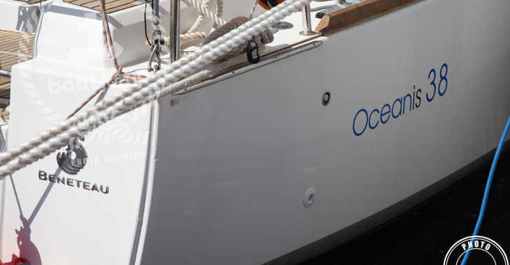 Rent a sailboat in Port of Can Pastilla - Oceanis 38 (3Cab)